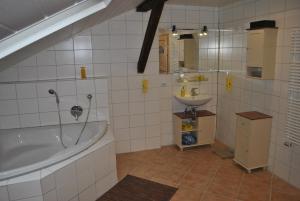 FeWo Radi an der Buchberger Leite, Appartamenti  Hohenau - big - 17