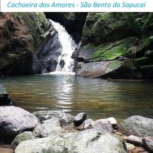 Pousada Rota dos Pássaros, Penzióny  São Bento do Sapucaí - big - 30