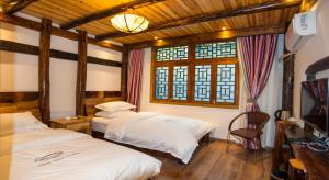 White River Valley Hotel, Hotely  Wangcun - big - 33