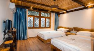 White River Valley Hotel, Hotely  Wangcun - big - 46