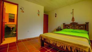 Hostal Casa Maranatha, Hostely  Socorro - big - 12