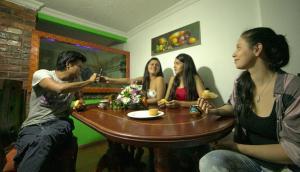 Hostal Casa Maranatha, Hostely  Socorro - big - 17