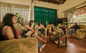 Hostal Casa Maranatha, Hostely  Socorro - big - 19