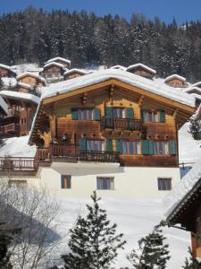 Accommodation in Grimentz
