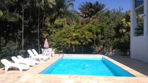 Rancho Quinta do Conde, Alloggi in famiglia  Lauro de Freitas - big - 1