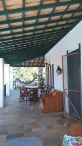 Rancho Quinta do Conde, Alloggi in famiglia  Lauro de Freitas - big - 24