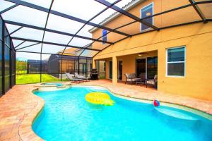 ACO PREMIUM – 7 Bd with Pool and Spa (1728) - Kissimmee