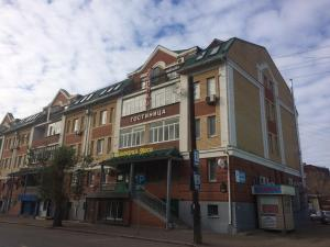 Гостиница Акспай, Казань