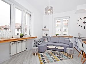 Apartament w centrum 1 Maja