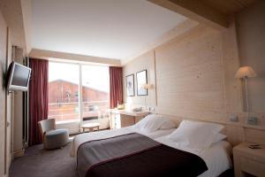 Accommodation in Tignes