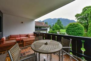 Alpen Deluxe Oberammergau, Apartmány  Oberammergau - big - 10