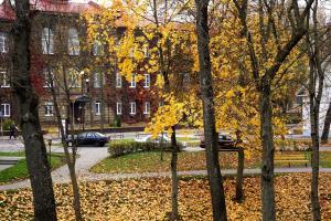 Apartament Center Grodno, Apartmány  Grodno - big - 17