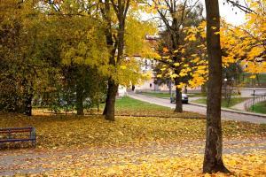Apartament Center Grodno, Apartmány  Grodno - big - 18