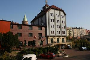 Hotel-Restauracja Spichlerz, Szállodák - Stargard