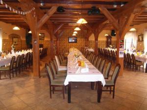 Hotel-Restauracja Spichlerz, Szállodák  Stargard - big - 41