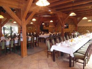 Hotel-Restauracja Spichlerz, Szállodák  Stargard - big - 42