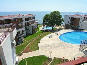 Messambria Fort Apartments, Apartmánové hotely  Sveti Vlas - big - 16