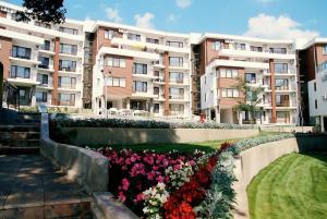 Messambria Fort Apartments, Apartmánové hotely  Sveti Vlas - big - 14