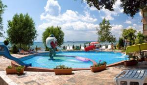 Messambria Fort Apartments, Apartmánové hotely  Sveti Vlas - big - 13