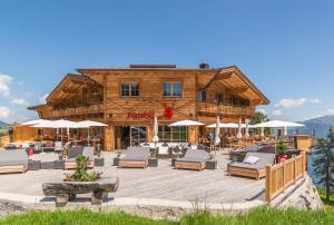 Berggasthof Platzlalm - Hotel - Kaltenbach