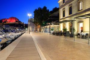 Hotel Centre Nautique, Hotels  Bonifacio - big - 38