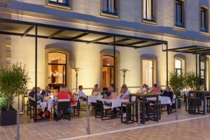 Hotel Centre Nautique, Hotels  Bonifacio - big - 40