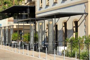Hotel Centre Nautique, Hotels  Bonifacio - big - 41