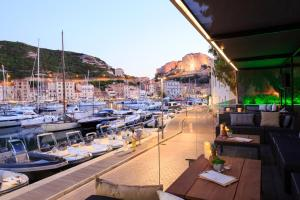 Hotel Centre Nautique, Hotely  Bonifacio - big - 59