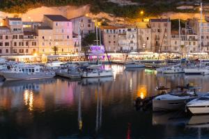 Hotel Centre Nautique, Hotely  Bonifacio - big - 70