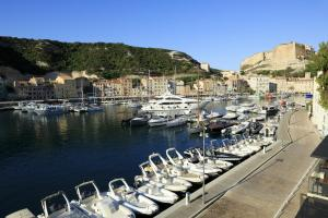 Hotel Centre Nautique, Hotely  Bonifacio - big - 21