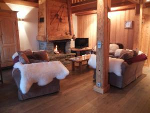 Location gîte, chambres d'hotes La Ferme des Ramus dans le département Haute Savoie 74