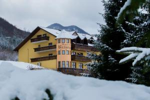 4 stern hotel Hotel Branica Terchová Slowakei