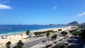 Copacabana Frente Mar 3 Quartos - Leme
