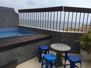 Duplex Rio vermelho frente mae piscina privativa, Appartamenti  Salvador - big - 1