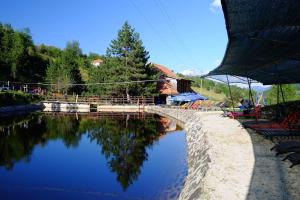 Ethno Bungallows Boškova Voda, Horské chaty  Zlatibor - big - 63