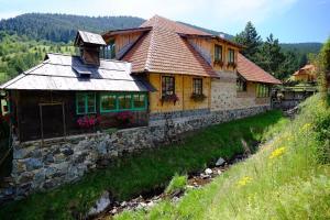 Ethno Bungallows Boškova Voda, Horské chaty  Zlatibor - big - 60
