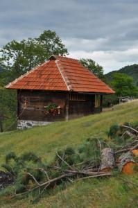 Ethno Bungallows Boškova Voda, Horské chaty  Zlatibor - big - 59