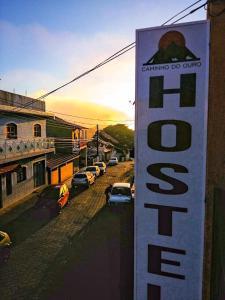 Caminho do ouro hostel, Hostely  Cunha - big - 18