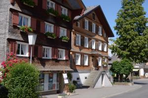Panoramahotel Sonnhalde, Hotely  Schwarzenberg im Bregenzerwald - big - 67