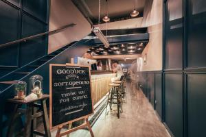 Good'uck boutique Hostel at Silom - Bangkok