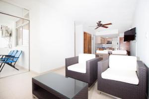 Caribbean Coconut - Livin Colombia, Apartmány  Cartagena - big - 22