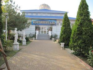 Hotel Kontinental - Krasnyy Chaltyr'