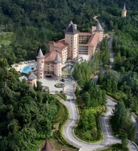 The Chateau Spa & Organic Well..