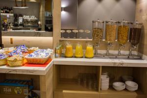 Hotel Gran Via, Hotels  Zaragoza - big - 35