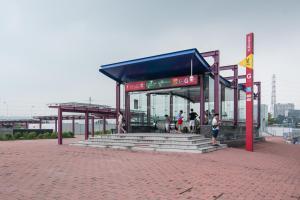 Beiou Duplex Two Bedroom Apartment, Ferienwohnungen  Guangzhou - big - 13