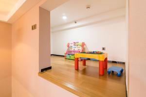 Beiou Duplex Two Bedroom Apartment, Ferienwohnungen  Guangzhou - big - 15