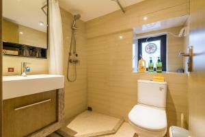 Beiou Duplex Two Bedroom Apartment, Ferienwohnungen  Guangzhou - big - 20