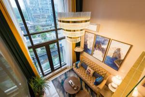 Beiou Duplex Two Bedroom Apartment, Ferienwohnungen  Guangzhou - big - 26