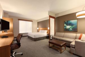 Hyatt Place St. Louis/Chesterfield, Szállodák  Chesterfield - big - 47