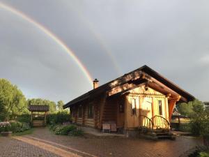 Гостевой дом На озере, Львы